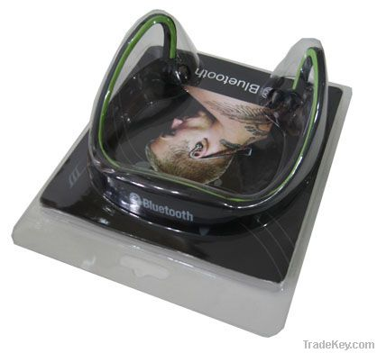 Sports Stereo MP3 Player Wireless Bluetooth Headset