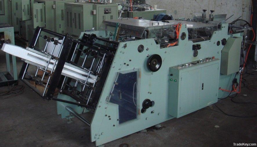 ZCHJ-D FULL-AUTOMATIC PAPER DINNER CASE MACHINE