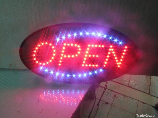 Electronic Signs, LED SIGNS, LED OPEN SIGNS