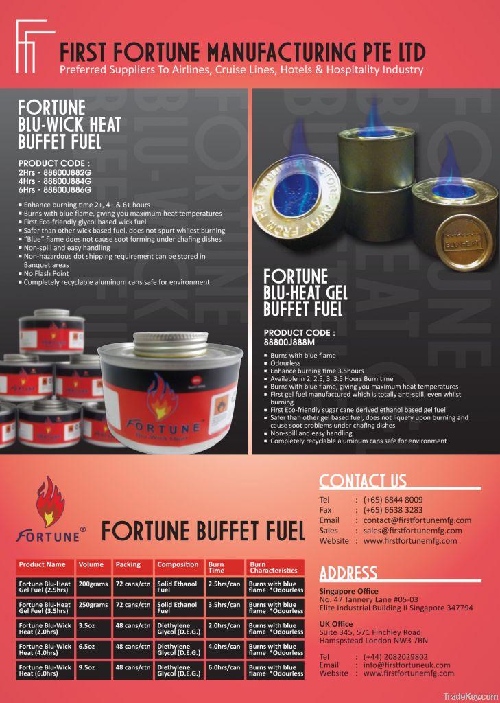 Fortune Blu-Wick Heat