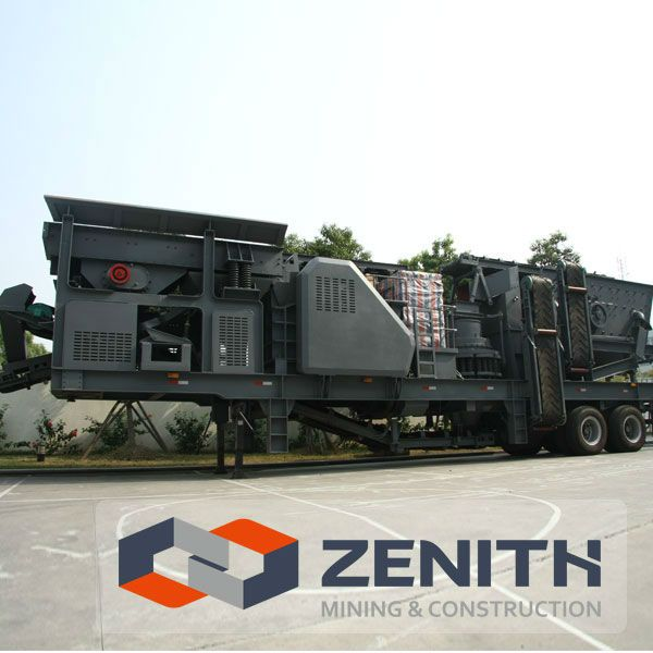 best quality mobile crusher, mobile impact crushing plant