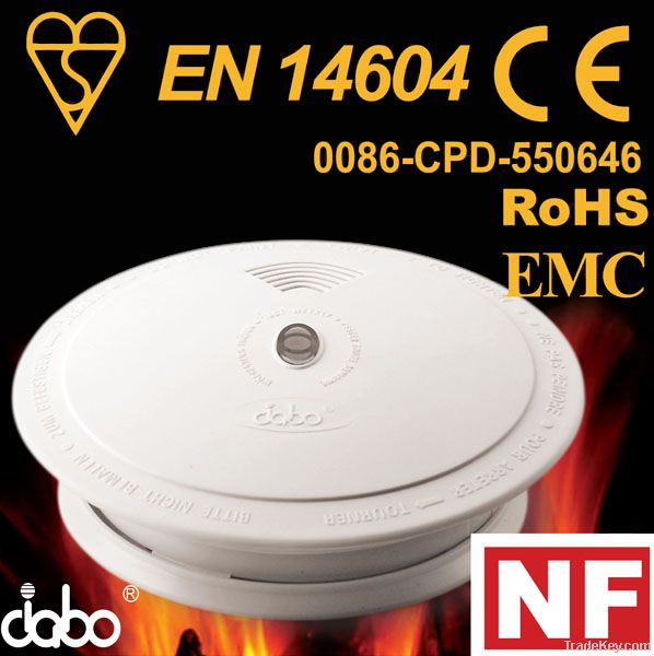 Stand-alone Smoke Detector Supplier EN14604 approved