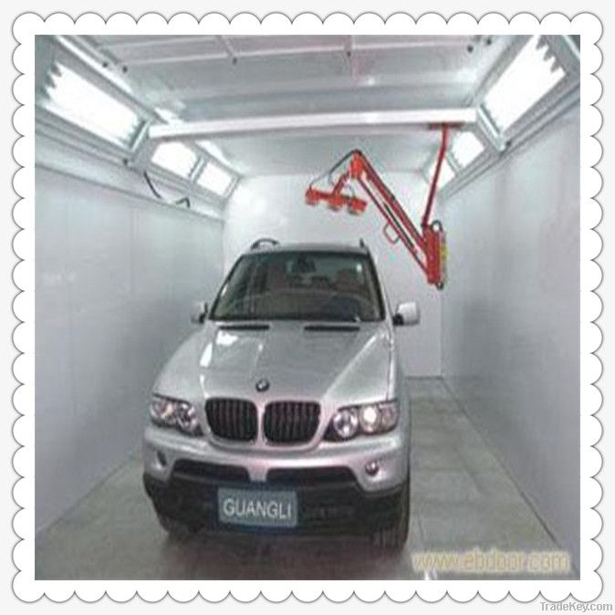 hot selling car paint oven spray booth