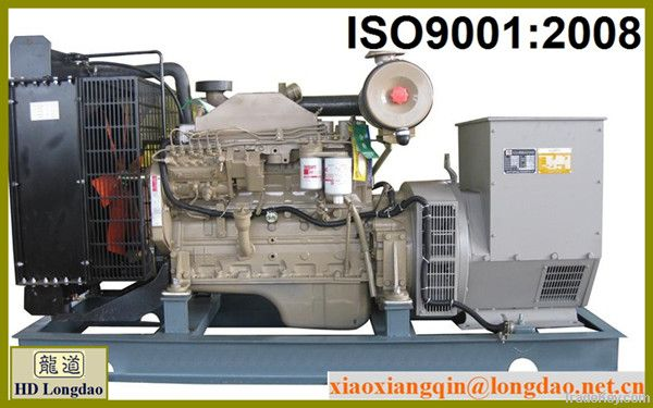 New 6 cylidner 4 stroke water cooled 150kva generator