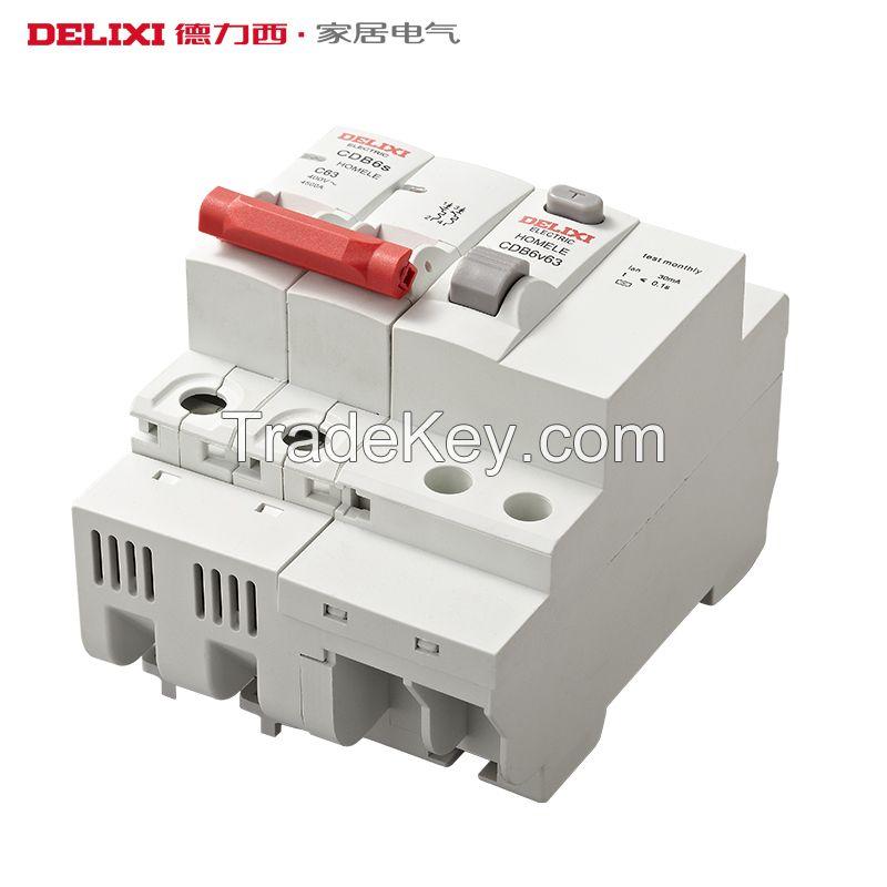 DELIXI Air Circuit Breaker