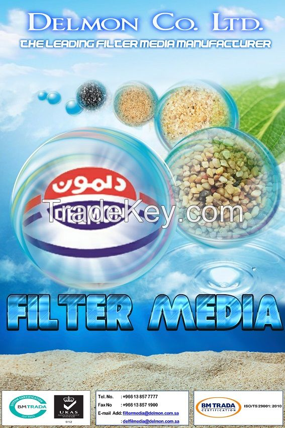 Filter Silica Sand and Gravel