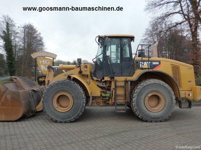 Used Wheel Loader 966G