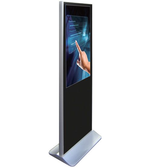 42' TOUCH SCREEN FLOOR STANDING AD PLAYER