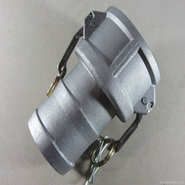 Aluminum Camlock Coupling Part E by Gravity Casting