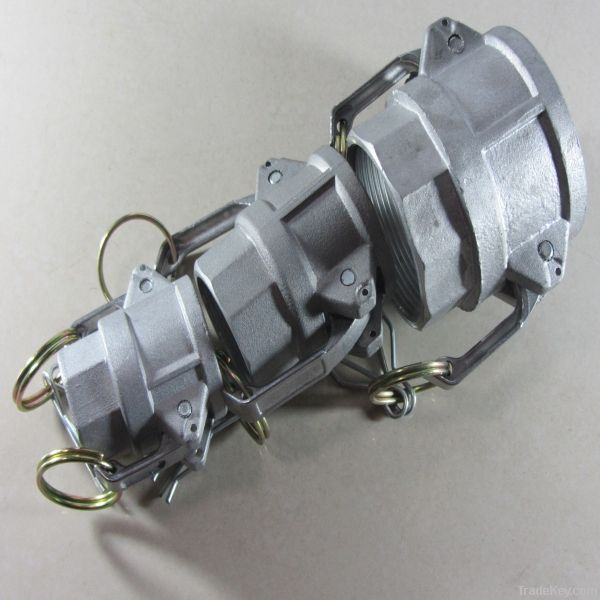 Aluminum Camlock Coupling (cam and groove quick coupling) Type-A