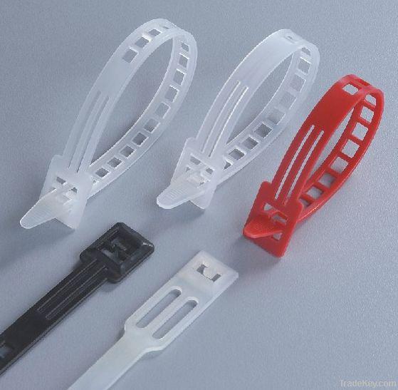 Trapezia Type Nylon Cable Ties