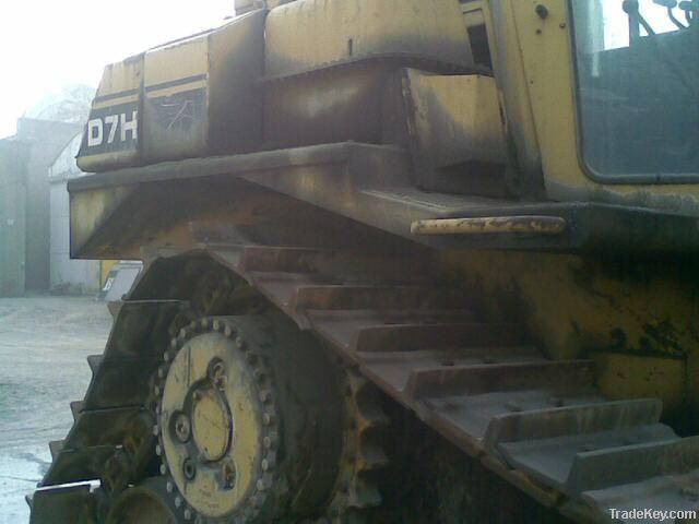Used Bulldozer, Caterpillar D7H