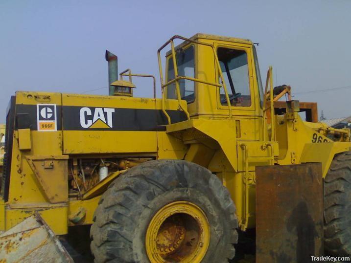 Used Caterpillar 966F Wheel Loader