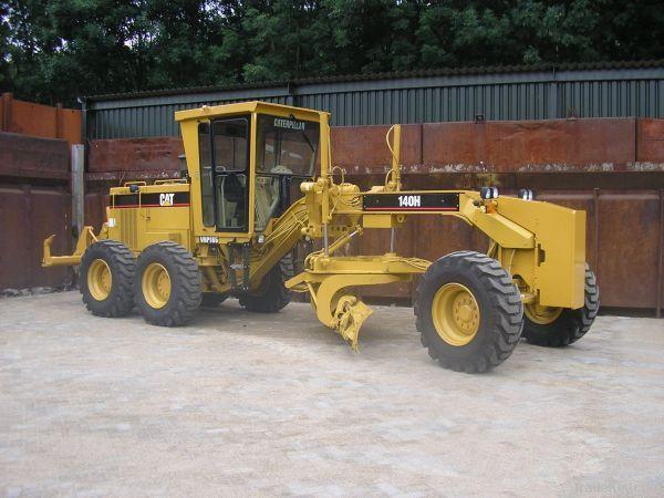 Second hand CAT 140H Motor Grader