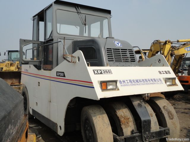 Used XCMG Roller, Pneumatic Tire Roller