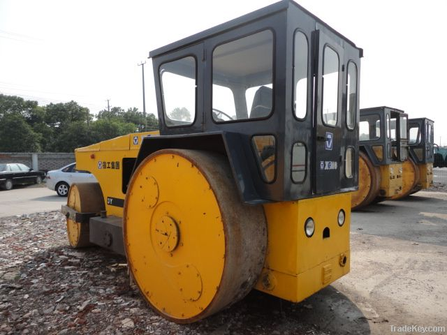 Second hand Road Roller, Good Condition
