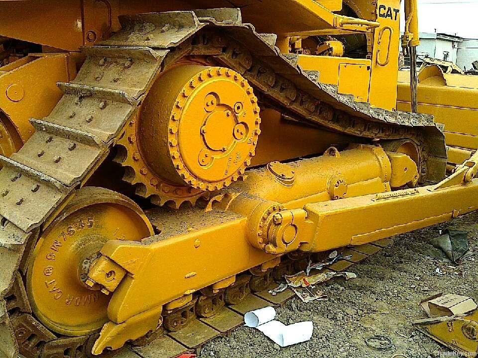 Second hand Caterpillar Bulldozer, CAT D7H