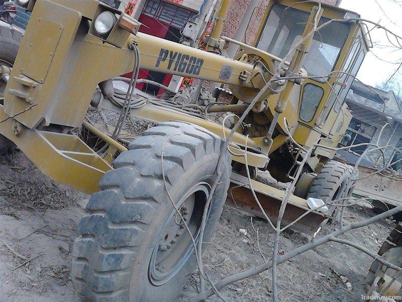 Used Tiangong Motor Grader, Original China