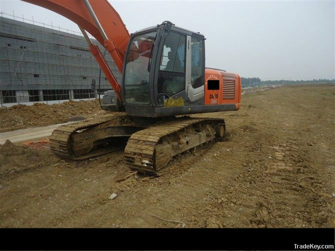 Second hand Hitachi Excavator, ZX200-3