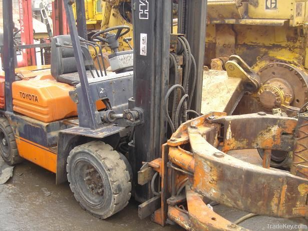 Used Toyota Forklift, 2.5t
