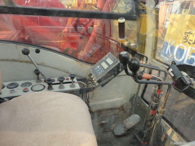 Used Fushun Crawler Crane, Good Crane