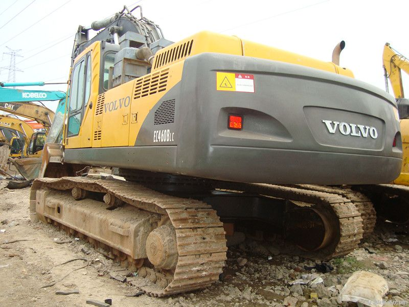 Second hand Volvo Excavator