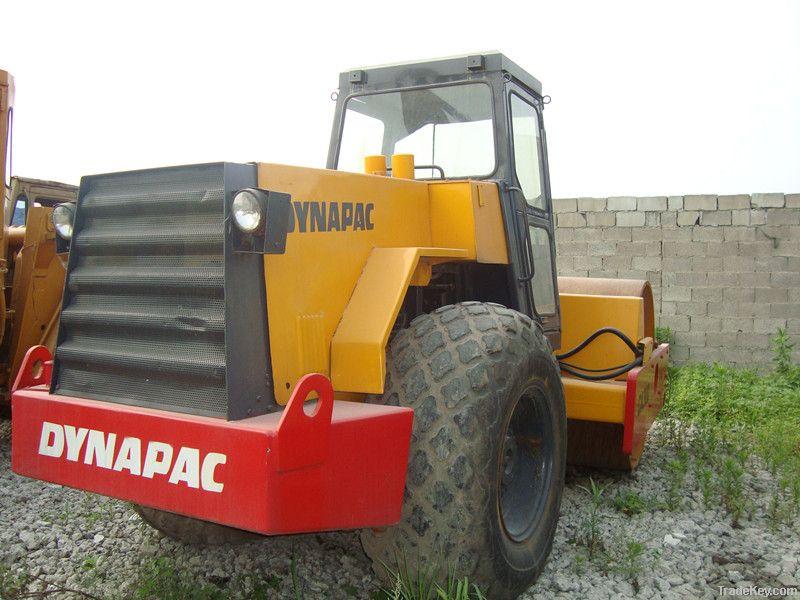 Used Road Roller, Dynapac