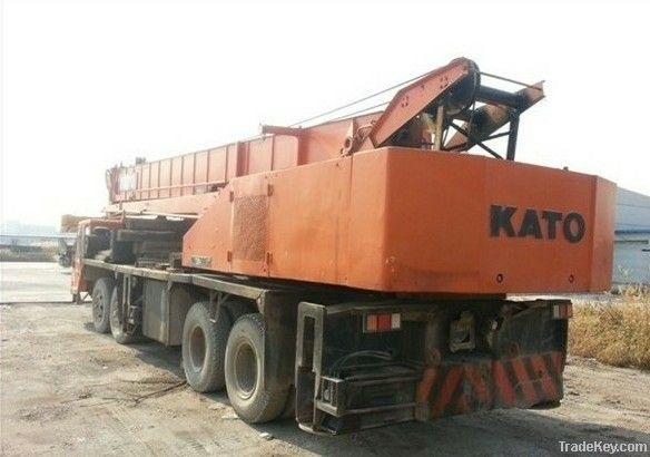 Used KATO Crane, KATO NK400E