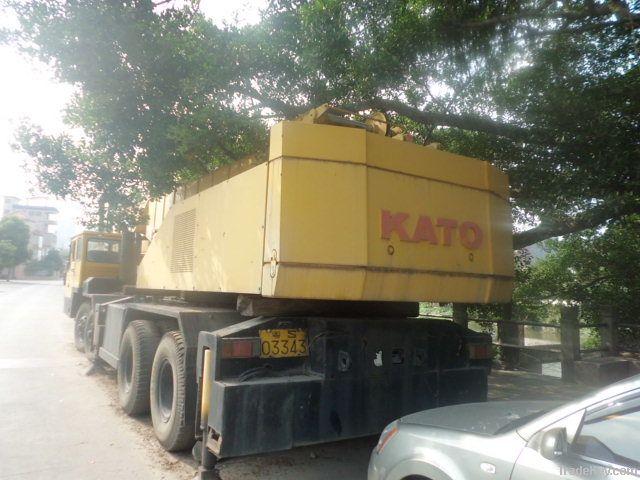 Second hand KATO NK450B Crane