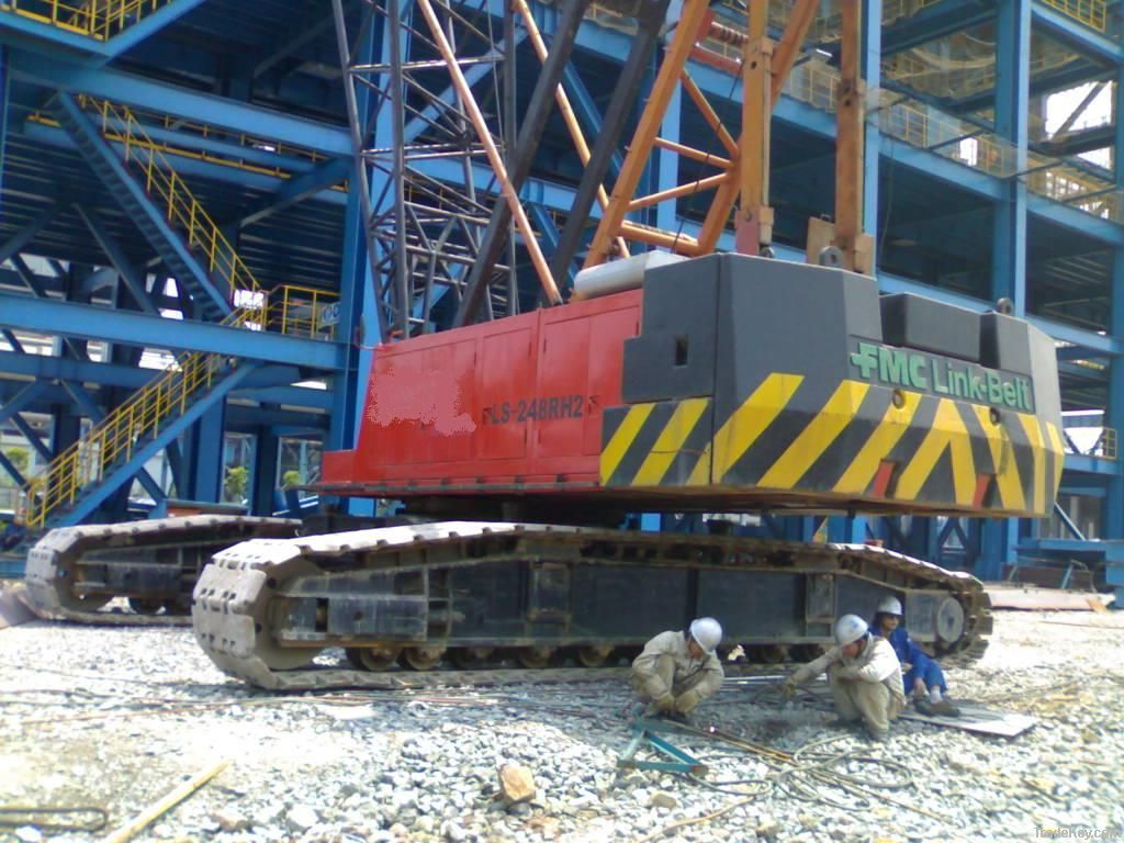 Used Crawler Crane, Sumitomo 150T