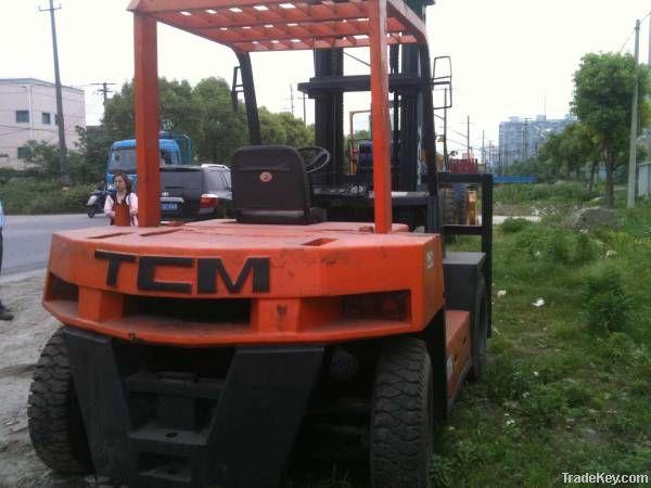Used TCM Forklift, FD70