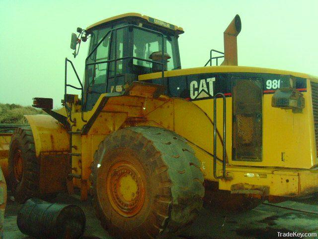 Used CAT980G Wheel Loader, Good Price