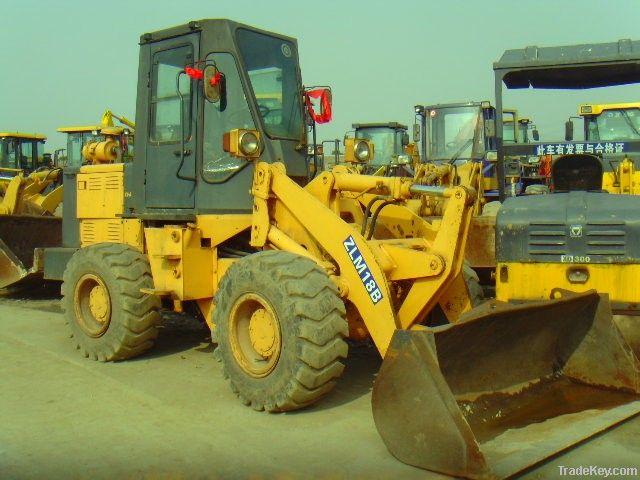 Used Changling Wheel Loader, Made in China