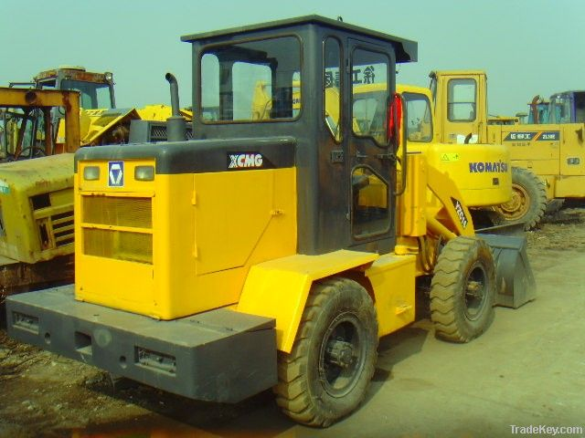 Used XCMG Wheel Loader, YZC16