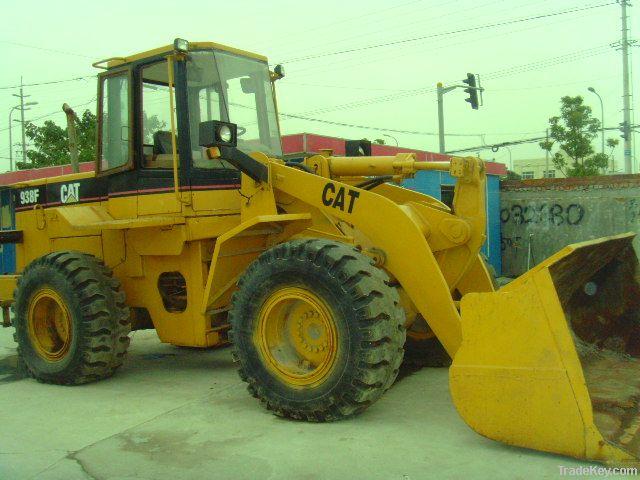 Used CAT 938F Wheel Loader for Sale