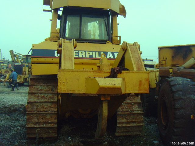 Second hand Caterpillar D7R Bulldozer