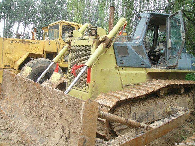 Used Komatsu Bulldozer, D60P