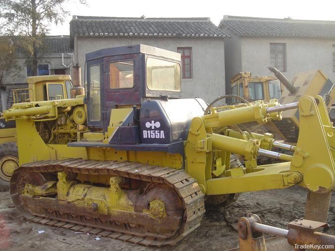 Second hand Bulldozer, Komatsu D155A