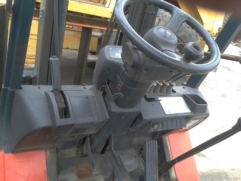 Second hand Forklift, Toyota FD15