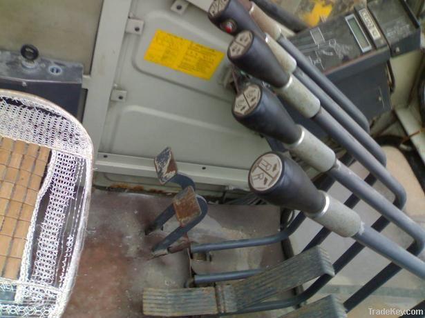Used Hydraulic Truck Crane, KATO NK400E
