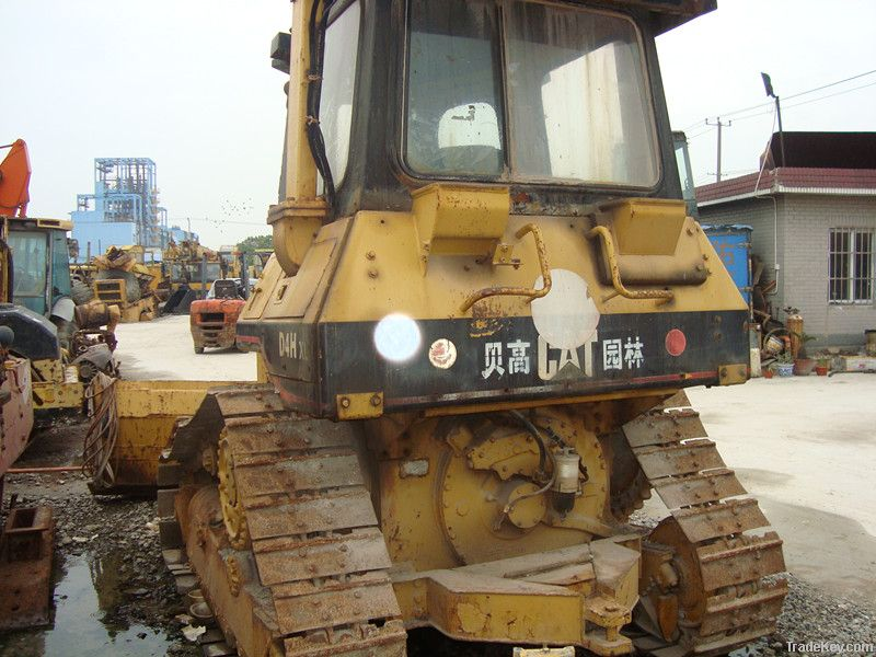 Used Bulldozer Caterpillar D4H