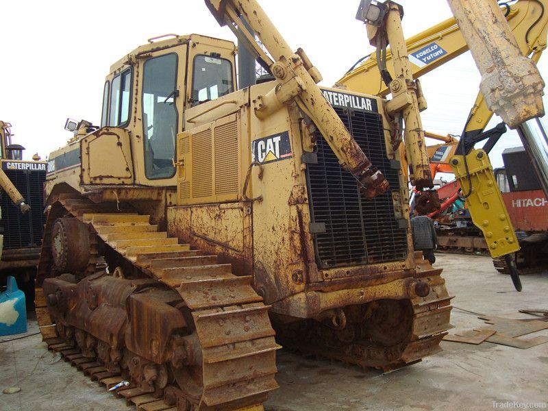 Second hand Caterpillar Bulldozer D8N