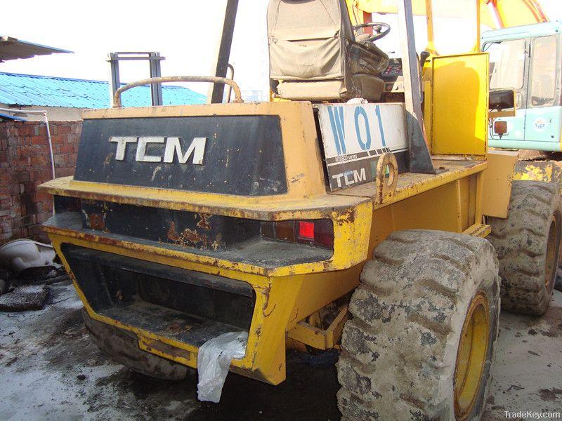 Used TCM Wheel Loader
