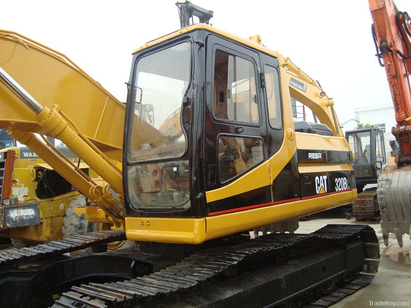 Used Excavator Caterpillar 320BL
