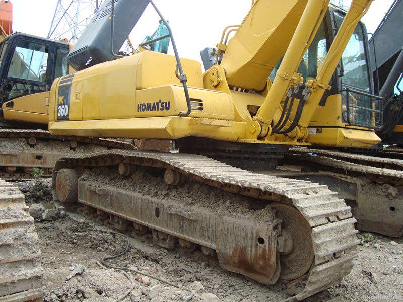 Used Komatsu Excavator PC360-7, Competitive Price