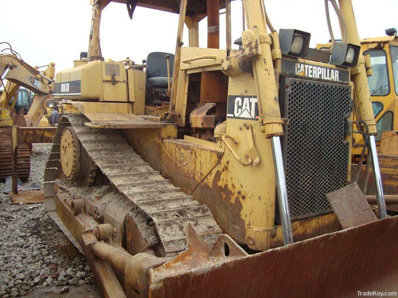 Used Bulldozer Caterpillar D6H
