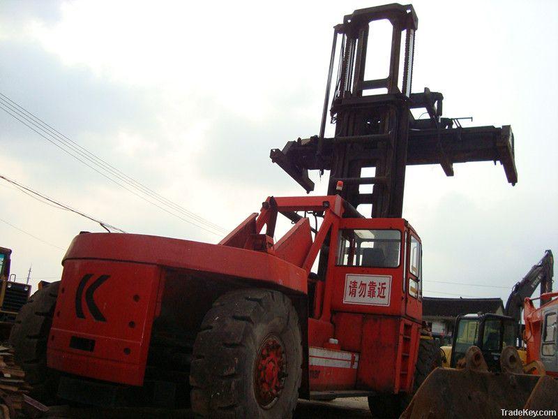 Used Forklift Kalmar Forklift 40T