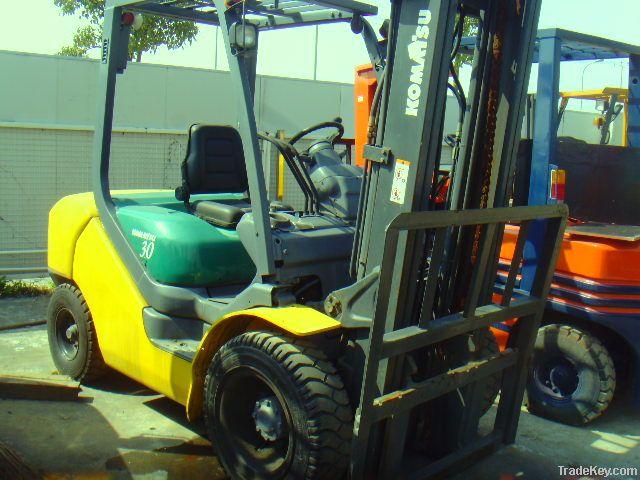 Used Forklift komatsu 3tons for Sale