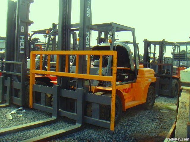Used Forklift For Sale, TCM 10tons