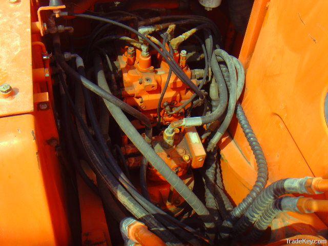 Used Doosan Wheel Excavator, DH150W-7